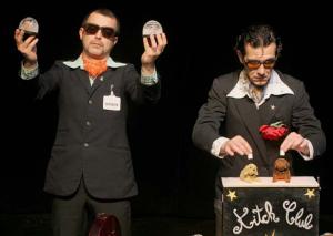 Kitch club, par le Bouffou Théâtre. Photo : Jean Henry.