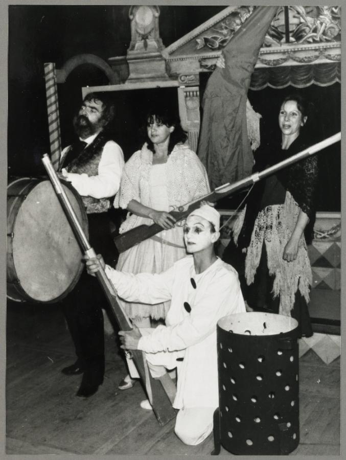 Compagnie Houdart-Heuclin, voix et corps de la marionnette
