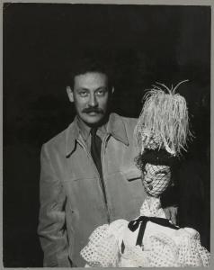Georges Lafaye. Crédit photographique : Gérart Marinier - Georges Lafaye.