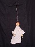Chaperon rouge, marionnette à tringle