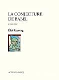 La Conjecture de Babel