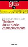 Théâtres du XXI° siècle