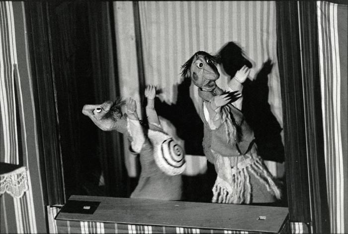 L'innommable épopée du père Ubu, solo de Cyril Bourgois avec Alain Le Bon.