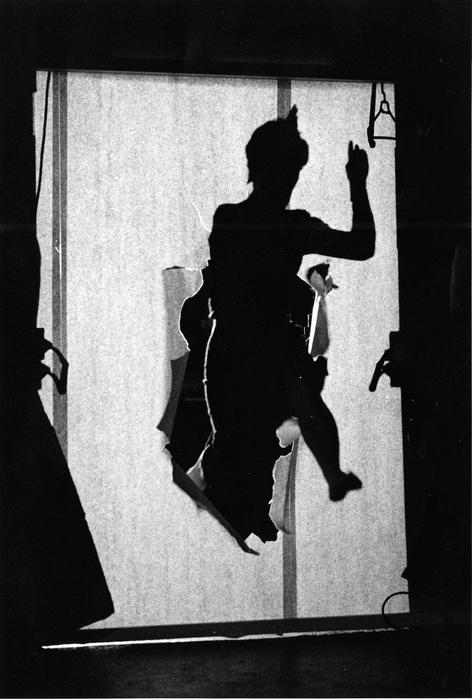 La poétique de l'espace : Théâtre visuel, stage dirigé par Leszek Madzik.