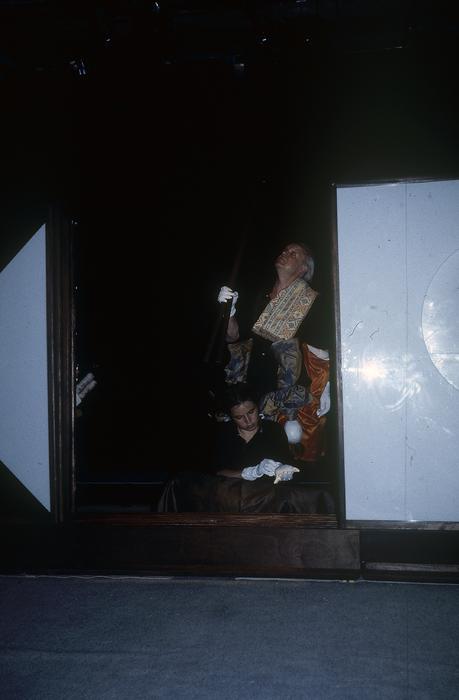 Manipulsations, par le Théâtre aux Mains Nues, photo de spectacle.