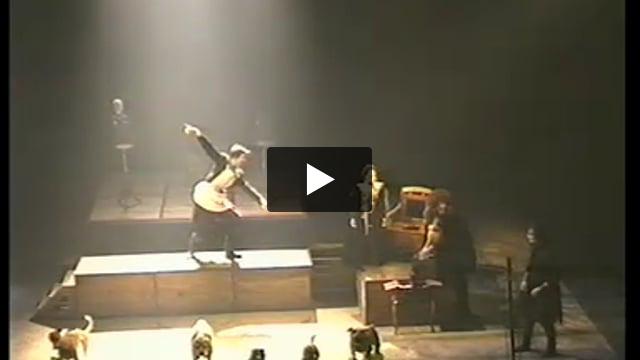 Marie Stuart, par le Nada Théâtre - Extrait 3 [Une danse macabre]