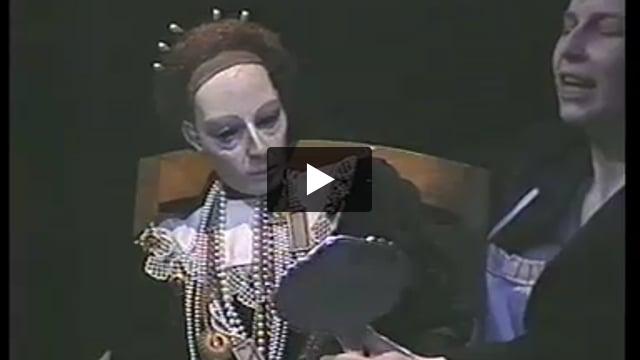 Marie Stuart, par le Nada Théâtre - Extrait 4 [La mort de Marie]