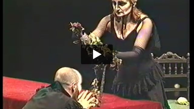Ubu, par le Nada Théâtre - Extrait 2 [Le roi Wenceslas]