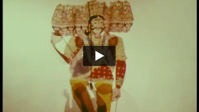 L'histoire du Ramayana, par Ramana Murty (Inde), extrait de