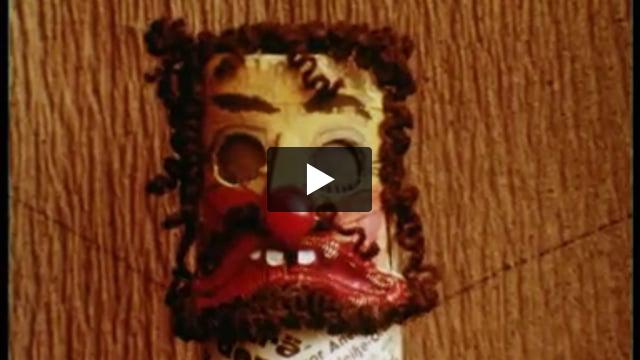 Une marionnette de Gustav Dubelowski-Gellhorn (Autriche), extrait de