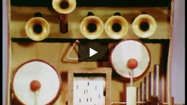Cendrillon, par The Dick Myers puppet theatre (Etats-Unis), extrait de