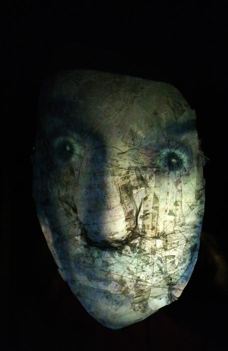 La marionnette électronique, stage dirigé par Zaven Paré.