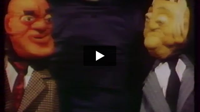 Jean qui chemine, par Björn Fühler et son Théâtre Le Manteau (France/Allemagne), extrait de Les Giboulées de la marionnette 1979 : 3e festival international des théâtres de marionnettes de Strasbourg.