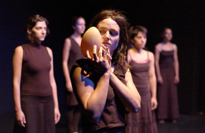 Objets inanimés…, stage dirigé par Patrick Bonté, Greet de Meurisse et Karine Ponties