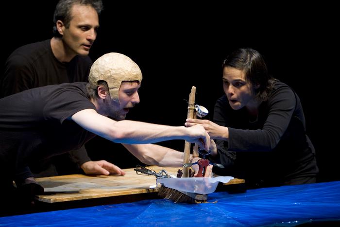 Paysages intérieurs, stage dirigé par Philippe Genty et Mary Underwood