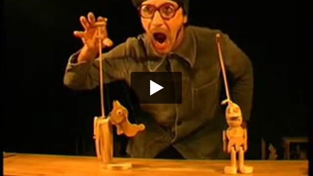 Bynocchio de Mergerac, par le Bouffou Théâtre, vidéo de spectacle.