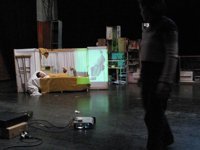 Drames brefs 2, photos de répétition