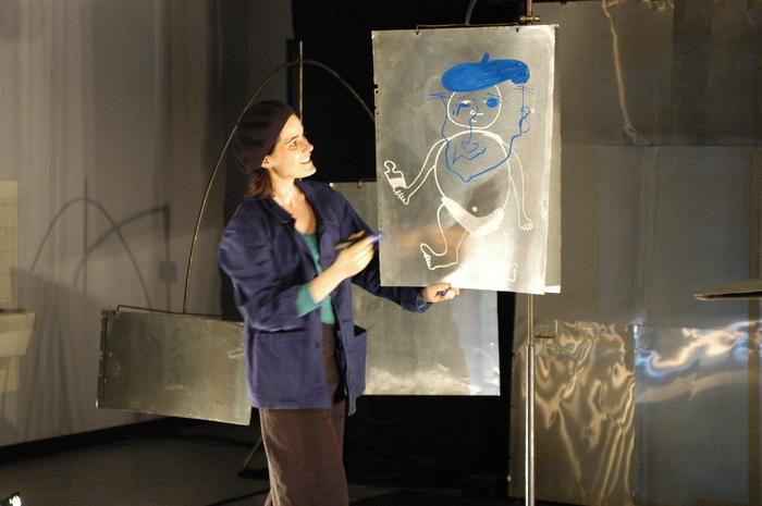 3e Festival Marionnettes en Chemins (2008), Petit Pierre, Maud Hufnagel