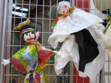 Contrat local d'éducation artistique à Laon, atelier dirigé par Nicolas Chaumet