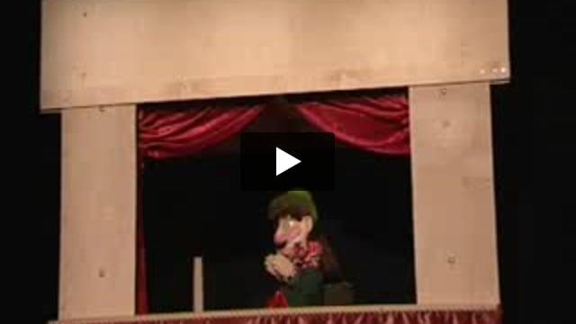 L'art de Punch and Judy, stage dirigé par Rod Burnett