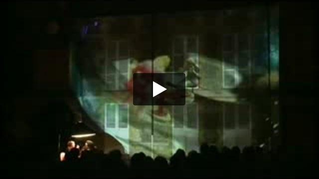 15 fois l'Horizon, la vie projetée des marionnettes : atelier Christophe Loiseau avec les étudiants de la 8° promotion de l'ESNAM