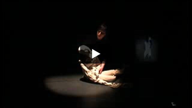 L'Arcane du dormeur tranquille, solo de Lucile Beauné à l'ESNAM
