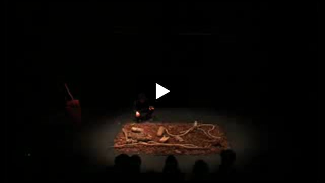 Oublie, solo de Jorge Agudelo à l'ESNAM