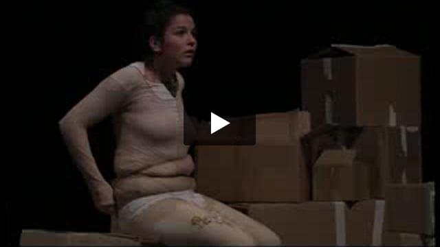 Aître, solo d'Anaïs Chapuis à l'ESNAM