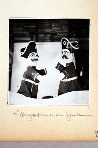 Le Brigadier et son Gendarme.