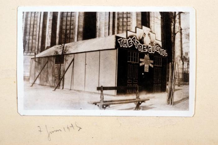 07 juin 1945 [Théâtre Guignol]