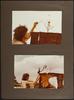 La Fille aux bras coupés, par la compagnie Théâtre Manarf, montage de photos de spectacle, vue verso.