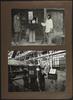 La Fille aux bras coupés, par la compagnie Théâtre Manarf, montage de photos de spectacle, vue recto.