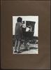 La Fille aux bras coupés, par la compagnie Théâtre Manarf, montage de photo de spectacle, vue verso.