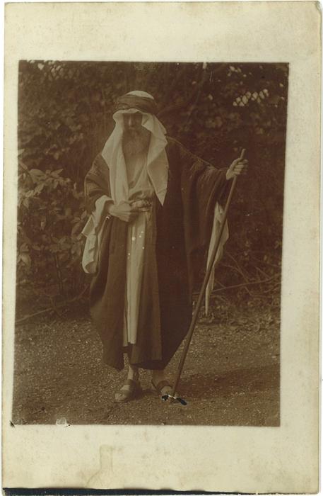 Auguste Coulon en saint Joseph