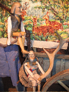 Robin des bois, par le Tohu-Bohu Théâtre