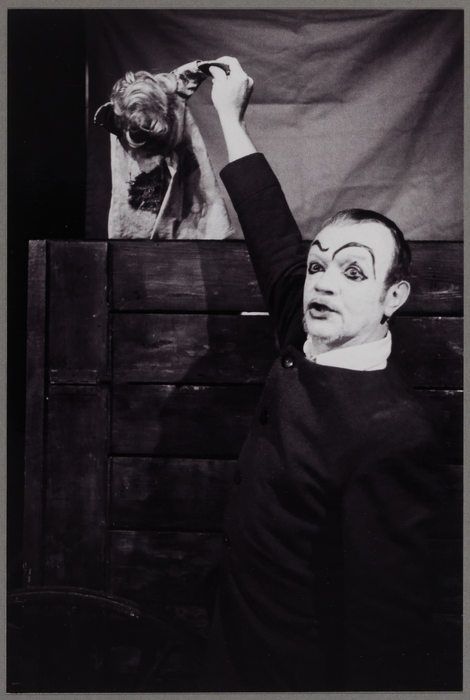 Mister Punch (petite forme ou Punch and Judy), par le Théâtre aux Mains Nues (France)