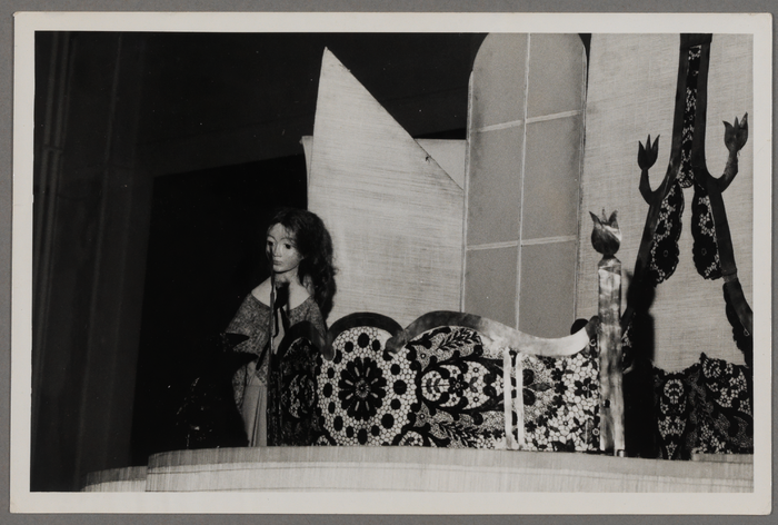 La Reine des neiges (2ème version), par le Théâtre aux Mains Nues (France)