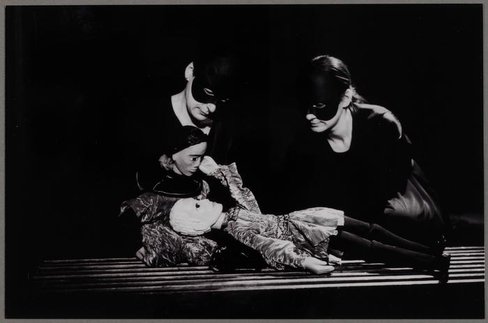Les Amants de Beaucaire, par le Théâtre aux Mains Nues (France)