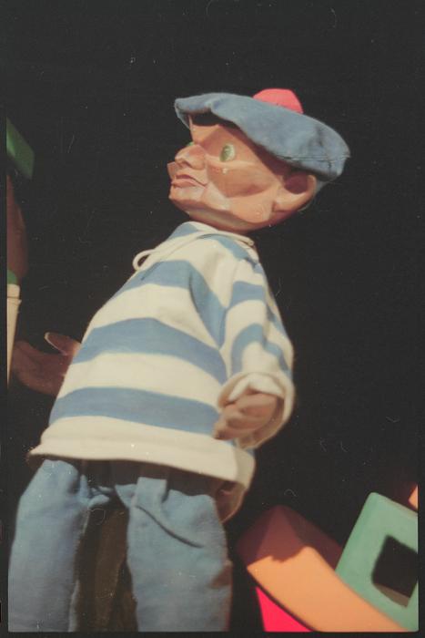Le petit remorqueur, par le Théâtre Sans Toit (France)