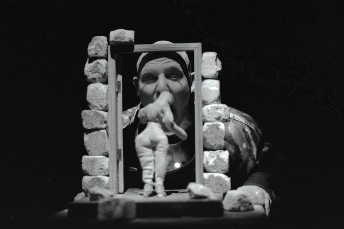 Les portes du regard 1, par le Clastic Théâtre (France)