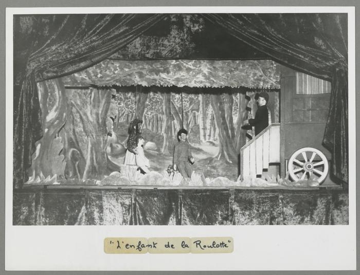 L'enfant de la Roulotte, par Chés Cabotans d'Amiens (France)