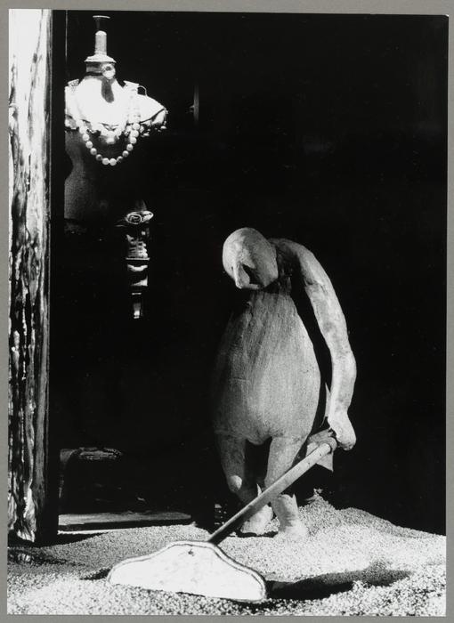 La disparition de Pline, par le Théâtre du Fust - Emilie Valantin (France)