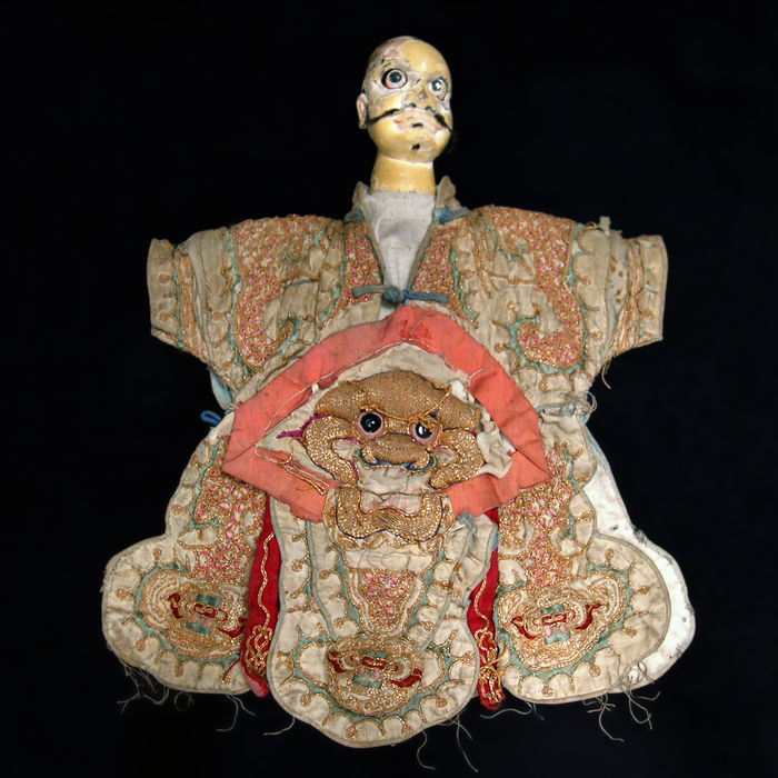 Marionnette à gaine chinoise