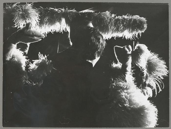 Les autruches, par la Compagnie Philippe Genty (France)