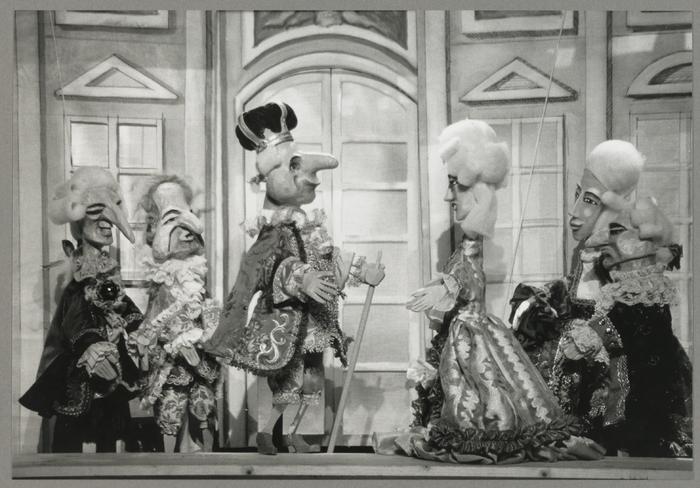 Les habits neufs de l'empereur, par le Théâtre Sans Toit (France)
