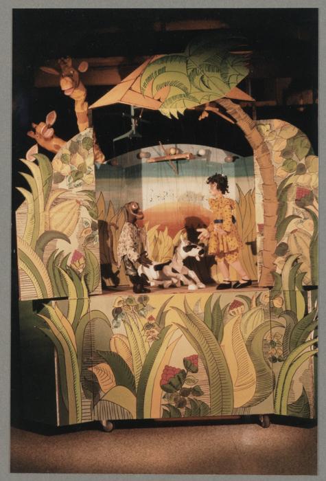 Poivre et miel, par le Théâtre Billenbois (France)