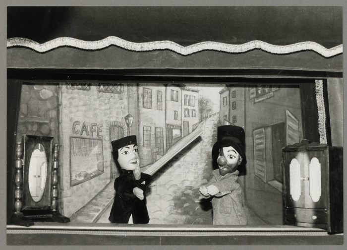 Le déménagement fantastique, par le Théâtre Chignolo (France)