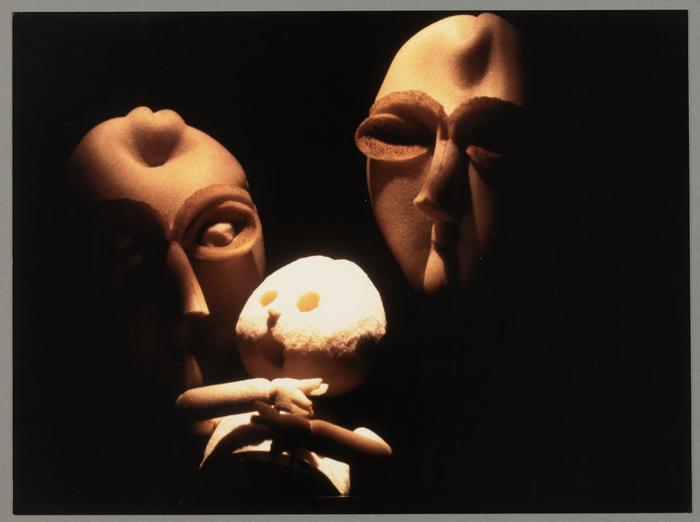 Un vol d'oies sauvages, par le Théâtre de Marionnettes de Metz (actuellement le Coup de Théâtre Cie) (France)