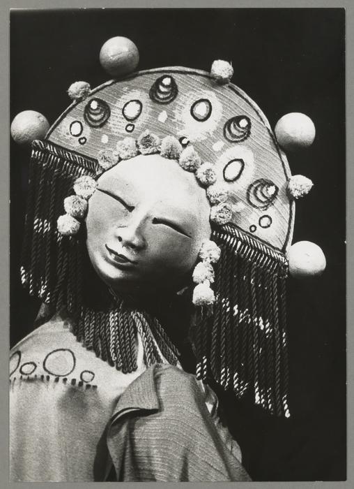 Cheng et le dragon, par la Compagnie des Marionnettes de Nantes (France)
