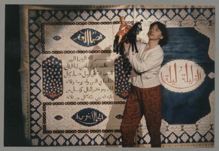 Les aventures de Scharkân, prince de Perse, par Les Orteaux (France)